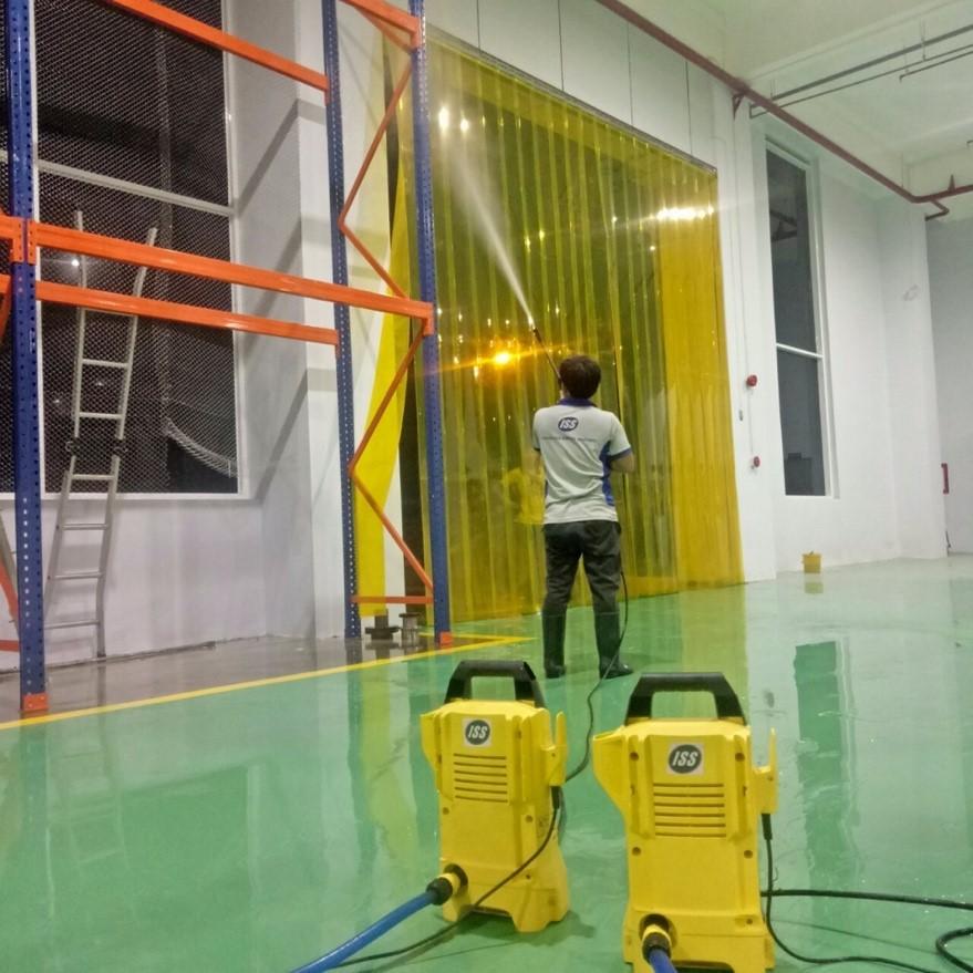 Dịch vụ vệ sinh nhà xưởng phòng sạch | VỆ SINH CÔNG NGHIỆP ISS